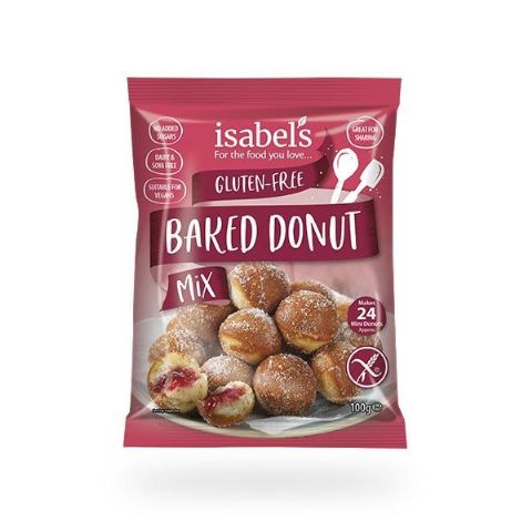 Isabel's Donut Mix 100G